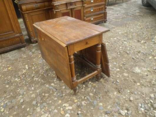 Старинный  стол-книжка
