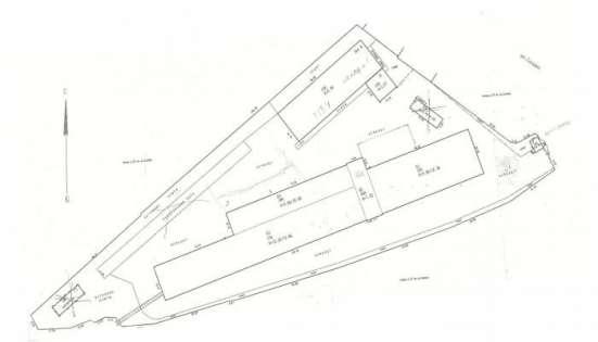 Промышленная территория в Петербурге: склады,мастерские,офис