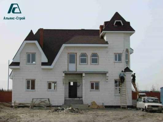 Строительство частных домов в Краснодаре