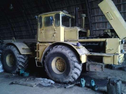 Трактор К-701 в Йошкар-Оле Фото 2