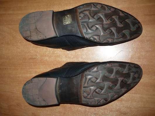 Продаю мужские осенние туфли пр-во Белоруссия в Липецке Фото 1