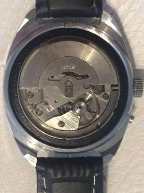 Часы Слава СССР, автомат