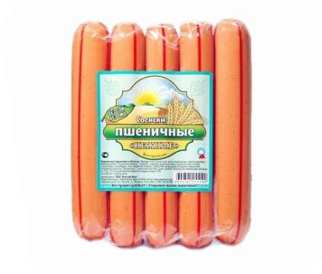 Вегетарианские сосиски <<НЕЖНЫЕ>>