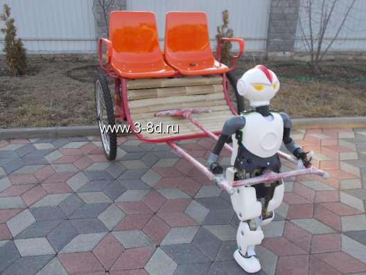 Идея для бизнеса- сдача в прокат Робота Терминатора SX888-2( в Москве Фото 1
