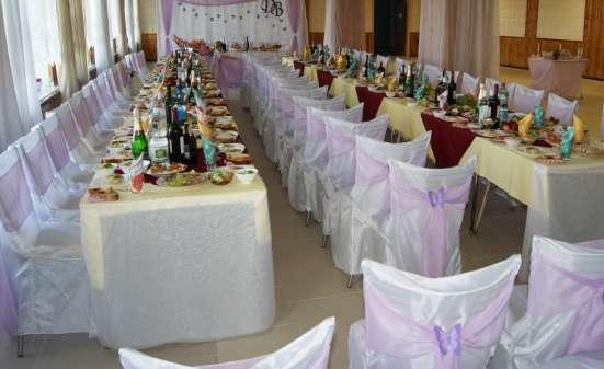 Свадьбы, юбилеи, корпоративы. Уютный зал до 100чел. Недорого