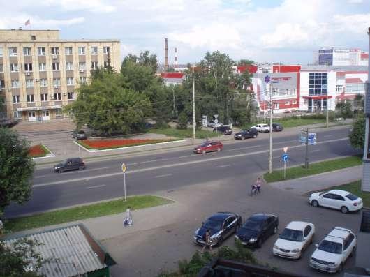 Комната 18 кв. Левый берег, кирпичный дом, остановка рядом! в Красноярске Фото 3