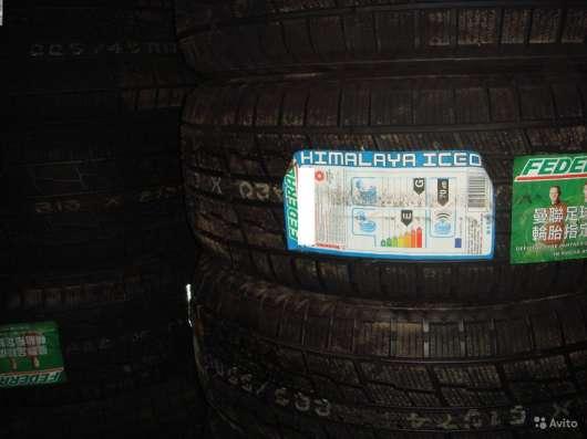 Новые липучки Federal 225 50 R17 Himalaya iceo