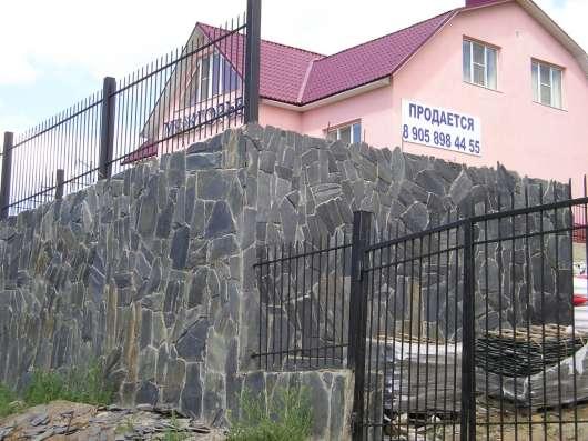 Природный камень. Сланец в Уфе Фото 1