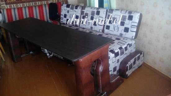 Диван трансформер 3 в 1(диван, кровать-стол) в Москве Фото 1