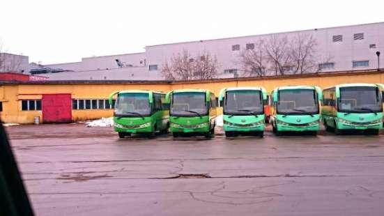 Распродажа автобусов в Москве Фото 1