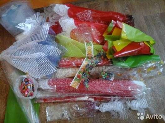 Пленка разноцветная для упаковки подарков и цветов