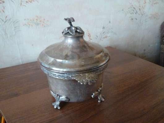 Порционная супница, кашница