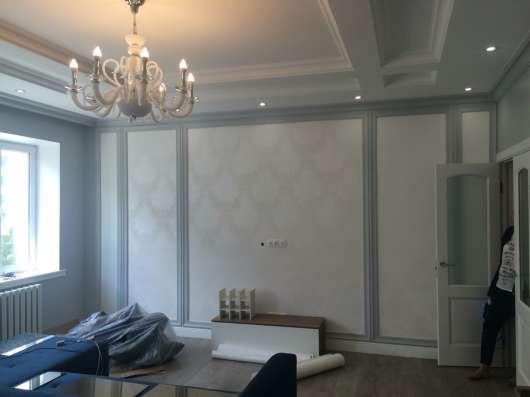 Ремонт квартир в Астане под ключ с дизайн проектом
