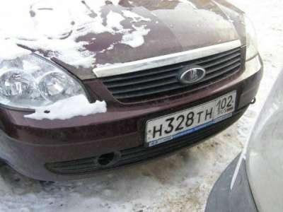 автомобиль ВАЗ 2172 Приора