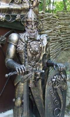 """скульптура """"Стражник волшебного за"""