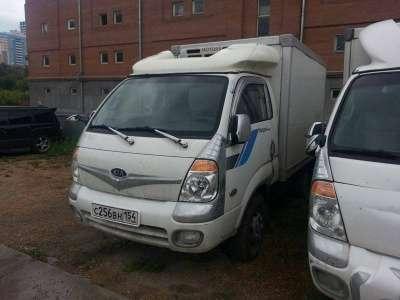 грузовой автомобиль Kia Bongo 3