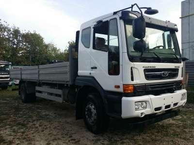 грузовой автомобиль daewoo novus (4х2) бортов