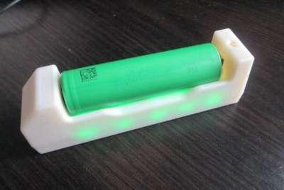 Зарядное устройство для LiIon 18650