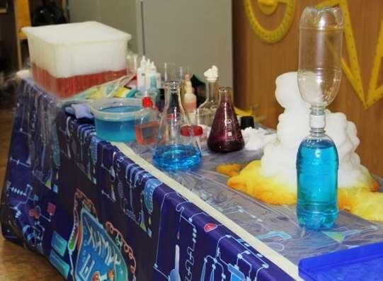 Научное химическое шоу: праздник для гениев!