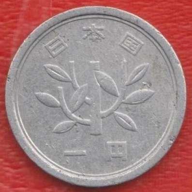 Япония 1 иена 1983 г. в Орле Фото 1