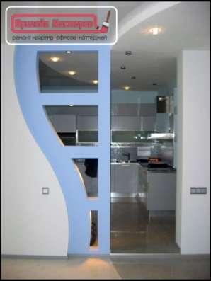 Внутренняя отделка квартир, домов и новостроек.