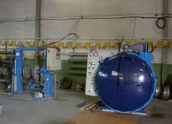 """""""Холодная наварка автошин"""", оборудование со склада, готовое"""