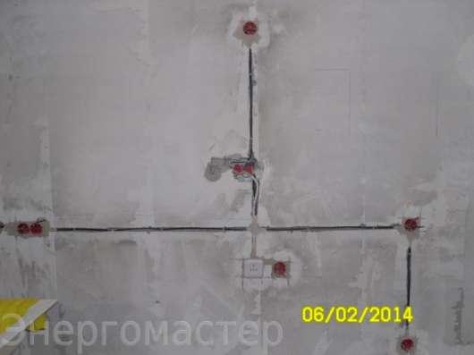 Электромонтажные работы под ключ, договор, гарантия в Минс