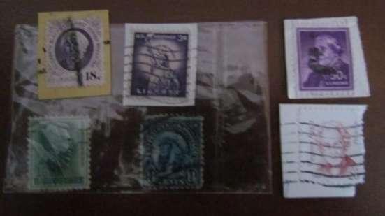 Марки почтовые старинные современные