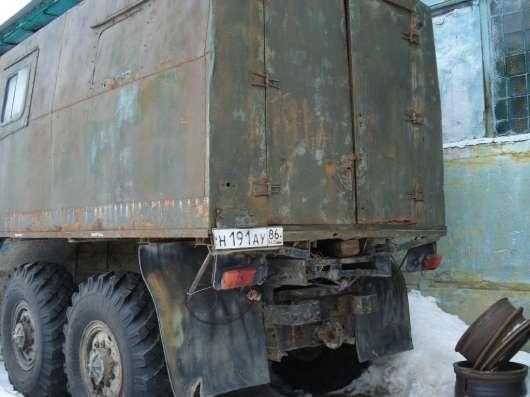 продам Урал 4320 кунг