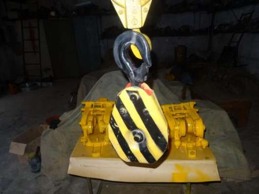 Редуктора передвижения и подъёма для теьферов и кран-балок г\п- до 10тн