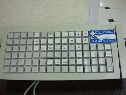 Программируемая клавиатура Posiflex кв-6600 б/у