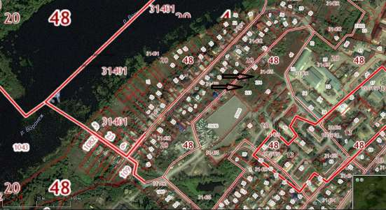 Участок ПРОМ. назначения в г. Липецке (зона П 2)