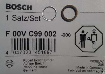 Клапана форсунок DELPHI 28239294(евро III) и28239295