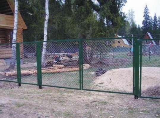 Продам ворота и калитки в г. Десногорск Фото 1