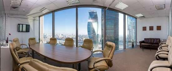 Предлагаем переговорную комнату Москва-Сити башня Федерация Фото 1