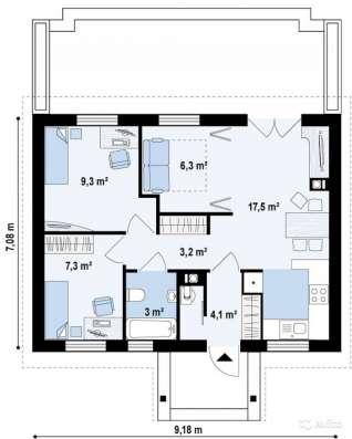 Свой дом по цене квартиры в Иркутске Фото 2
