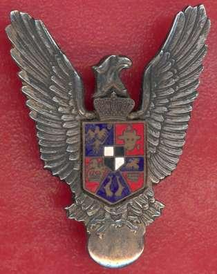 Румыния Знак военного пилота 1941 - 1947 гг.