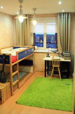 Сдается 3-х комнатная квартира в МК