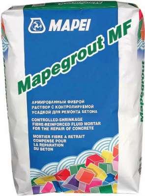 Сухие смеси Mapegrout MF