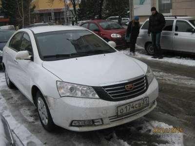 автомобиль Geely Emgrand, цена 500 000 руб.,в Белгороде Фото 3