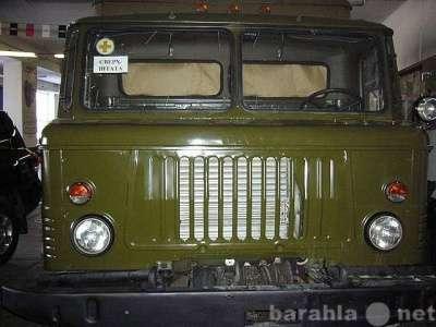 грузовой автомобиль ГАЗ 66