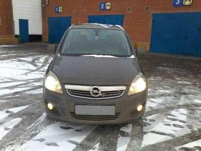 автомобиль Opel Zafira, цена 722 000 руб.,в Москве Фото 4
