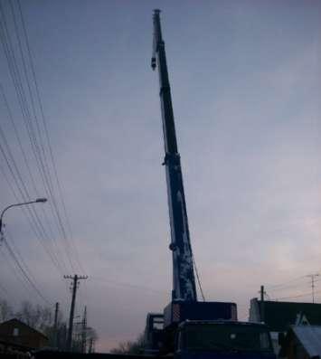 автокран КАМАЗ Ульяновец МКТ-50.1. в Челябинске Фото 3