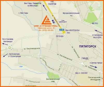 Блок стеновой ЗАО в Пятигорске Фото 1