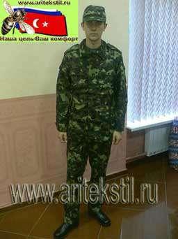 камуфляжная форма для кадетов aritekstil ari форма кадетов в г. Нефтеюганск Фото 5