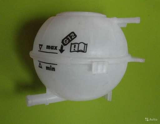 Бачок охлаждающей жидкости VAG с крышкой