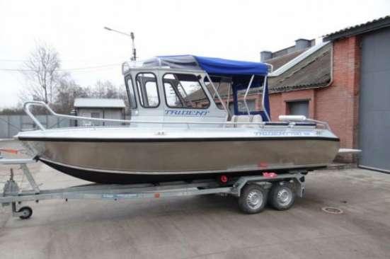 Продаем катер (лодку) Trident 720 WA