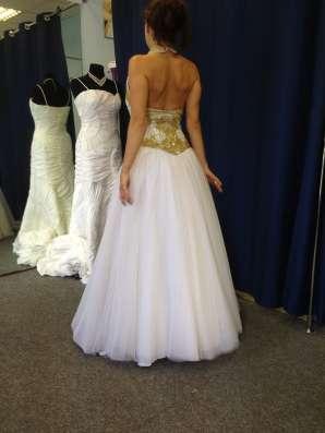 Эксклюзивное свадебное платье Klienfield в Москве Фото 2