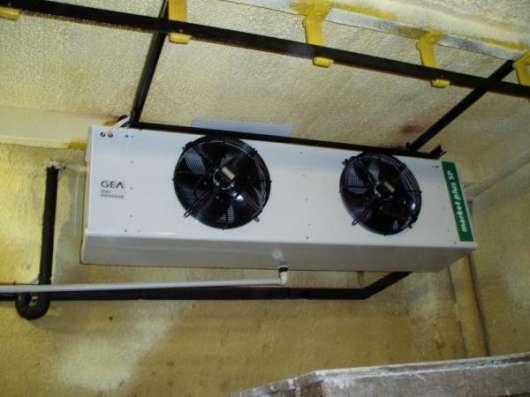 Холодильные камеры для овощей и фруктов.Монтаж,установка. в г. Симферополь Фото 3