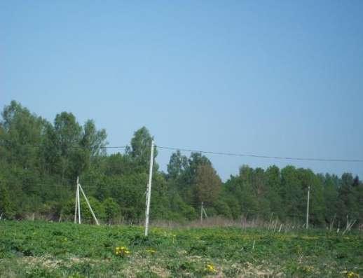 Продается земельный участок 12,5 соток (под ЛПХ)в деревне Тропарево, Можайский район, 110 км от МКАД по Минскому шоссе. Фото 3